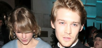 Will Taylor Swift & Joe Alwyn make their red carpet debut at the Oscars?