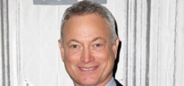 Tom Hanks and more celebrities thank Gary Sinise for helping veterans