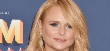 Miranda Lambert threw a salad on a stranger during a Nashville steakhouse beef