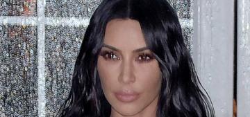 Kim Kardashian reveals her 'secret' to wrinkle-free smooth skin: 'Don't smile'