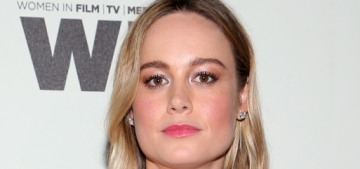 Brie Larson requested a disabled woman of color for her Marie Claire UK interview