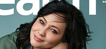 Shannen Doherty on surviving cancer: 'Advocate for yourself'