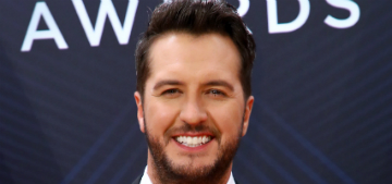 Luke Bryan adopted an 18-year-old senior rescue dog named Poochie