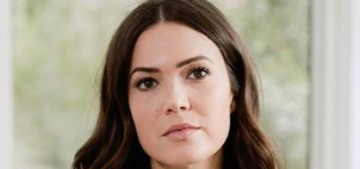 Mandy Moore: Speaking your truth can be triggering but it is 'always worth it'