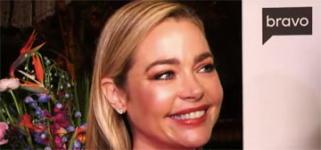 Denise Richards on how she met her husband, her neighbor's ex, 'It's complicated'