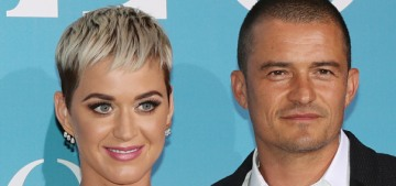 Katy Perry & Orlando Bloom got engaged on Valentine's Day