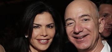 """""""Jeff Bezos needs to get away from Lauren Sanchez & her family"""" links"""