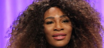 Serena Williams doesn't even celebrate her daughter's birthday or Valentine's Day
