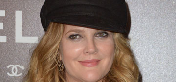 Drew Barrymore: 'I have not been able to successfully date in four years'
