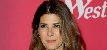 Marisa Tomei in Dundas at the Costume Designer's Awards: tacky or awesome?