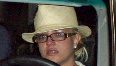 Britney Spears charged with hit and run and driving without a license