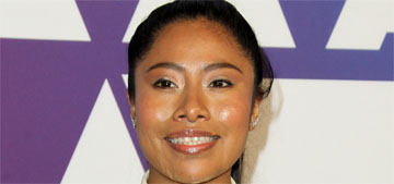 Oscar nominee Yalitza Aparicio has a teaching degree, wanted to see students succeed