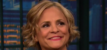 Stephen Colbert has known Amy Sedaris since 1988, they were so broke they shared food