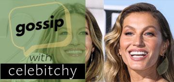 'Gossip with Celebitchy' Podcast #7: Good & bad plastic surgery; Oscar movie reviews