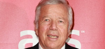 Robert Kraft charged with two misdemeanors for solicitation in human trafficking sting