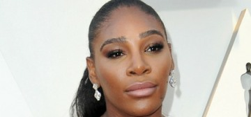 The Queens – Serena Williams & Helen Mirren – killed at the Oscars