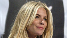 G.I. Joe photo call, Sienna Miller claims there's no one to marry