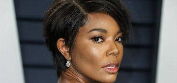 Gabrielle Union's Valentino was one of the best looks of Oscar night