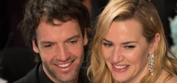 Kate Winslet's husband, Ned RockNRoll, is finally changing his name back