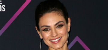 Mila Kunis: A pet store sold us parakeets and told us they were lovebirds