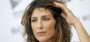 Jennifer Esposito explains her 'ha' comment on the IG post about Bradley Cooper