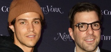 Zachary Quinto & Miles McMillan broke up after about six years together
