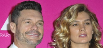 Ryan Seacrest & Shayna Taylor broke up after four years together, blah