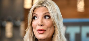 Tori Spelling and Dean McDermott served for failing to pay back $200k loan