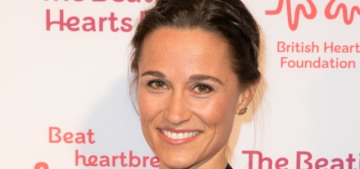 Pippa Middleton in Alice Temperley at the Beating Hearts gala: tragic or cute?