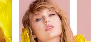 Taylor Swift covers Elle UK, writes about how pop music is a global language