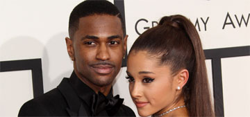 Did Ariana Grande reunite with Big Sean or are they just working together?