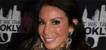 Danielle Staub is engaged for the 21st time just a week after her divorce