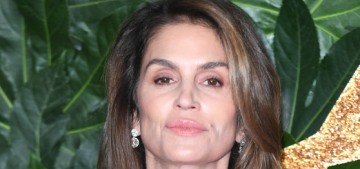 Cindy Crawford rejects the idea that she 'bought' Kaia Gerber a modeling career