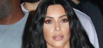 Kim Kardashian 'is putting the blame squarely where it belongs, on Tristan'