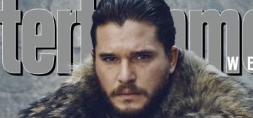 EW reveals 'Game of Thrones' covers, details about the 'Battle of Winterfell'