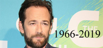 Luke Perry has passed away at 52