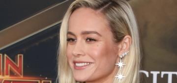 Brie Larson in Rodarte at the LA 'Captain Marvel' premiere: gorgeous or boring?