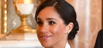 Prince Charles is mentoring Duchess Meghan on 'royal history' & the Windsors