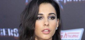 Naomi Scott: 'Let me put this out there, I am not an English rose'