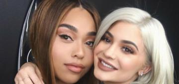 Jordyn Woods & Kylie Jenner still haven't made up, but it could happen