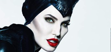 Angelina Jolie's Maleficent sequel is called 'Maleficent: Mistress of Evil' omg
