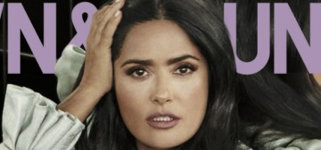 Salma Hayek: It's racism to be shocked that 'this Mexican ended in the life that she has'