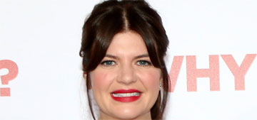 Casey Wilson got Botox and it froze half her face, but she'd probably do it again