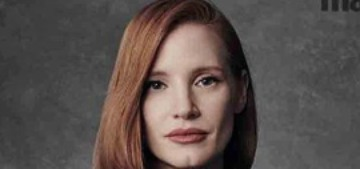Jessica Chastain regrets that she didn't tell a flirty male exec to 'f–k off'