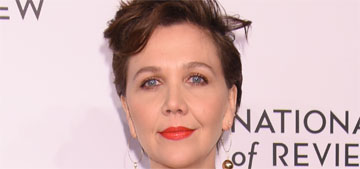 Maggie Gyllenhaal calls out journalist for calling her voice and look 'cartoonish'