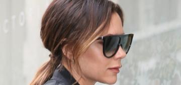 Victoria Beckham concerned that David Beckham seems cozy with Helena Christensen