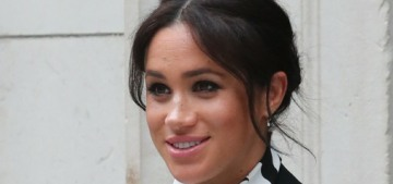 Duchess Meghan: 'We must be global feminists and include men and boys'