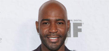 Queer Eye's Karamo Brown did cocaine in front of his mom, remembers her look of pain