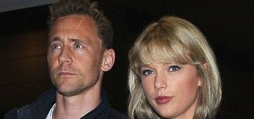 Did Taylor Swift spill some blind item tea about Tom Hiddleston & Karlie Kloss?