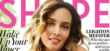 Leighton Meester: 'I stepped into the hardest job in the world: being a mom'